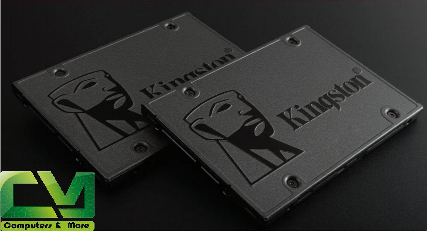 Kingston A400 240GB SSD Review