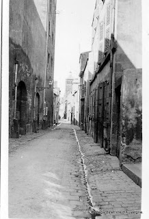 Clermont-Ferrand rue Villeneuve 1931
