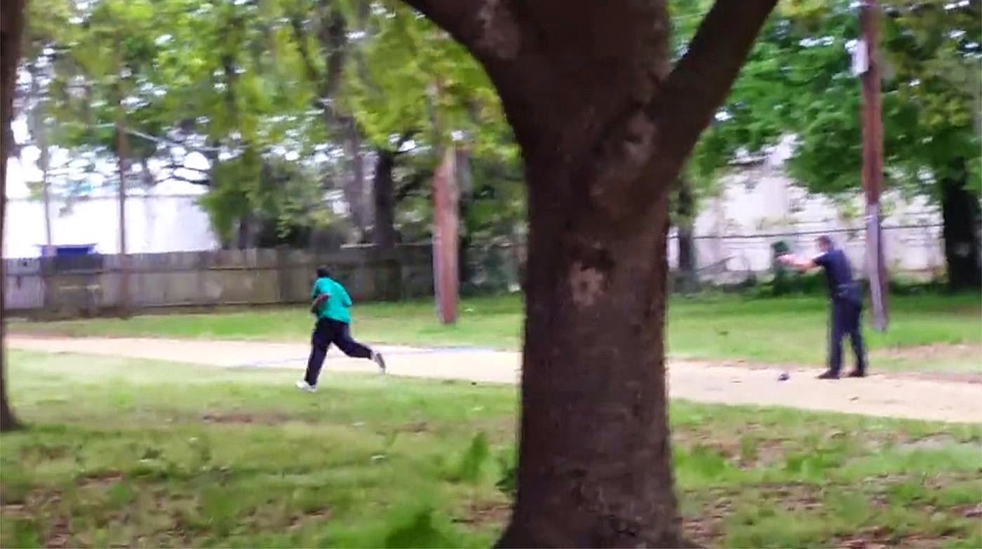 Michael Slager Charged With Murder of Walter Scott in South Carolina