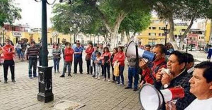 MINEDU desmiente reunión de ministro Alfaro con Pedro Castillo por huelga indefinida
