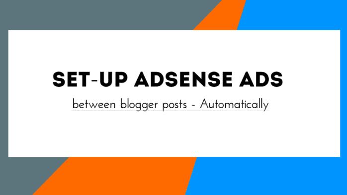 Cara Memasang Iklan Adsense di Paragraf Pertama Postingan/Artikel Blog