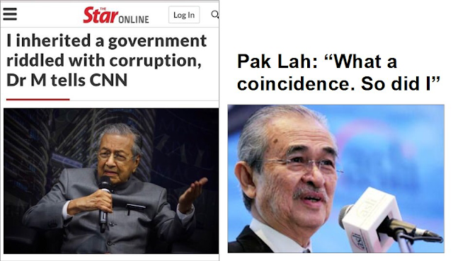 Image result for IMAGES OF CORRUPTED MAHATHIR