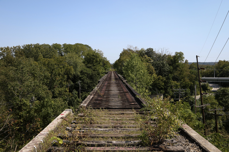 Queen City Discovery: The Abandoned Railroad Trestles of Ault Park