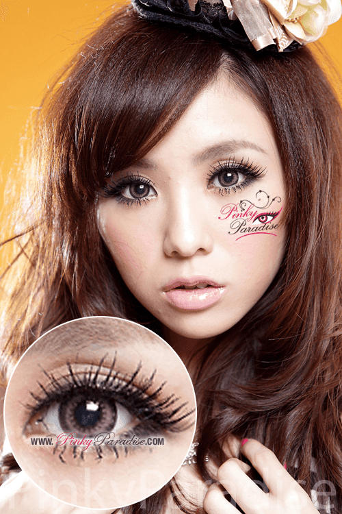 G&G Max Pure Pink Circle Lenses (Colored Contacts)