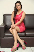 Shipra Gaur in Pink Short Micro Mini Tight Dress ~  Exclusive 076.JPG