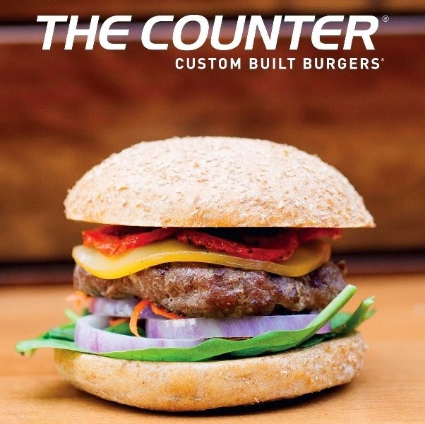 The Counter, The Counter Custom Built Burgers, Love to Eat in Malaysia, Food Malaysia