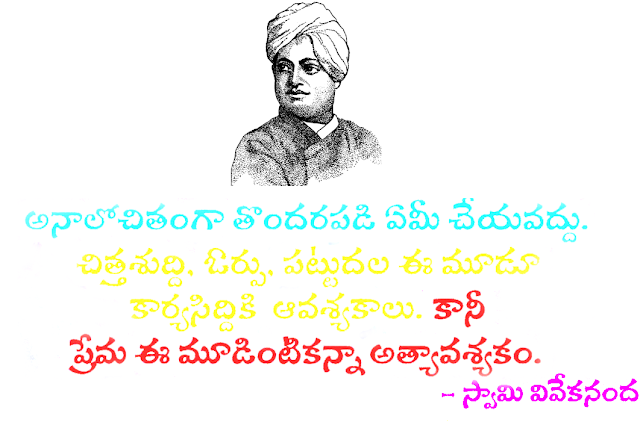 Vivekananda Inspirational Quotes