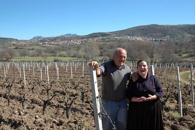Giuseppe Sedilesu wines of Sardegna