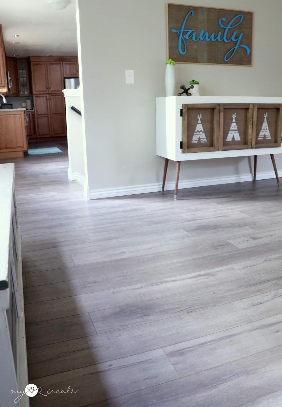 Foyer Flooring Xtra : How to lay laminate flooring through multiple rooms