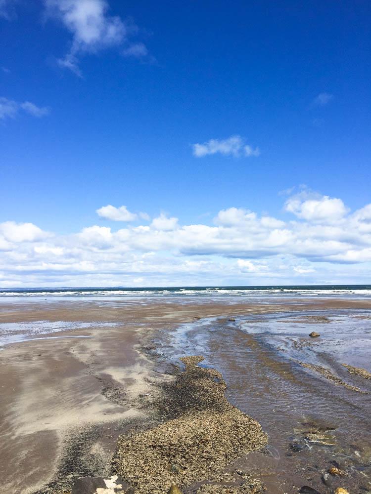 Saint Adrews beach