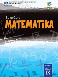 Matematika Buku Guru Kelas 9-IX Kurikulum 2013 Revisi 2018