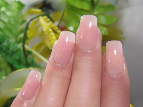 natural gel nail polish | Nails Ideas