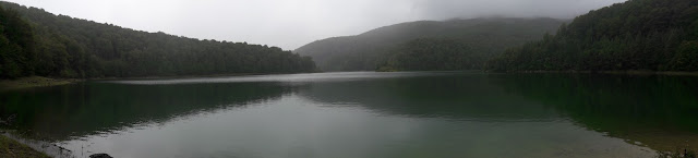 Selva de Irati - Pantano de Irabia- Parque Nacional de Irati - Navarra