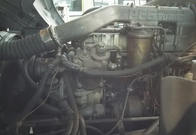 Service manual Engine Nissan PF6  FE6 FE6T FE6TA