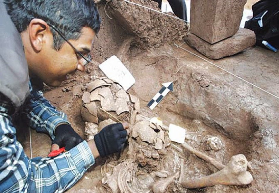 Mass grave from Spanish colonial era found in Bolivian mining city