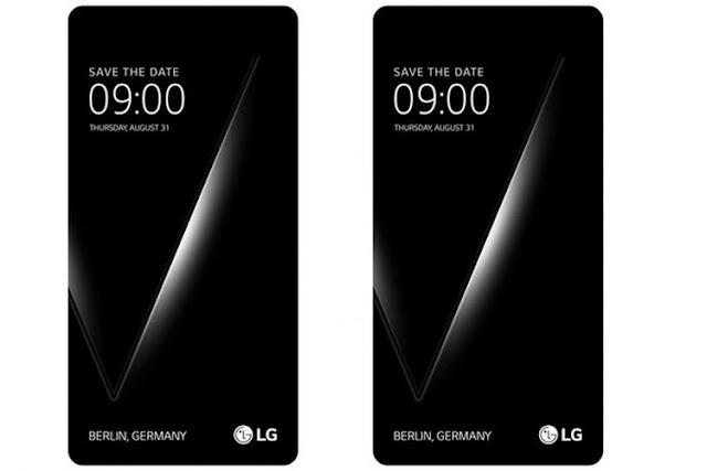 Double Screen LG V30