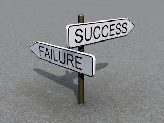 Success and Failure - FreeImages.com/Sigurd Decroos