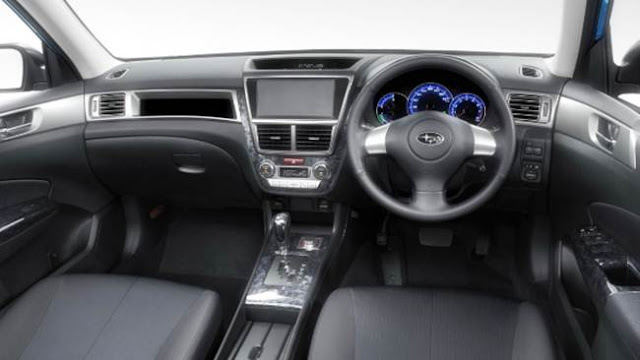 2017 Subaru Exiga Specs and Price