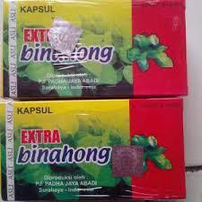 Capsule Extract Binahong