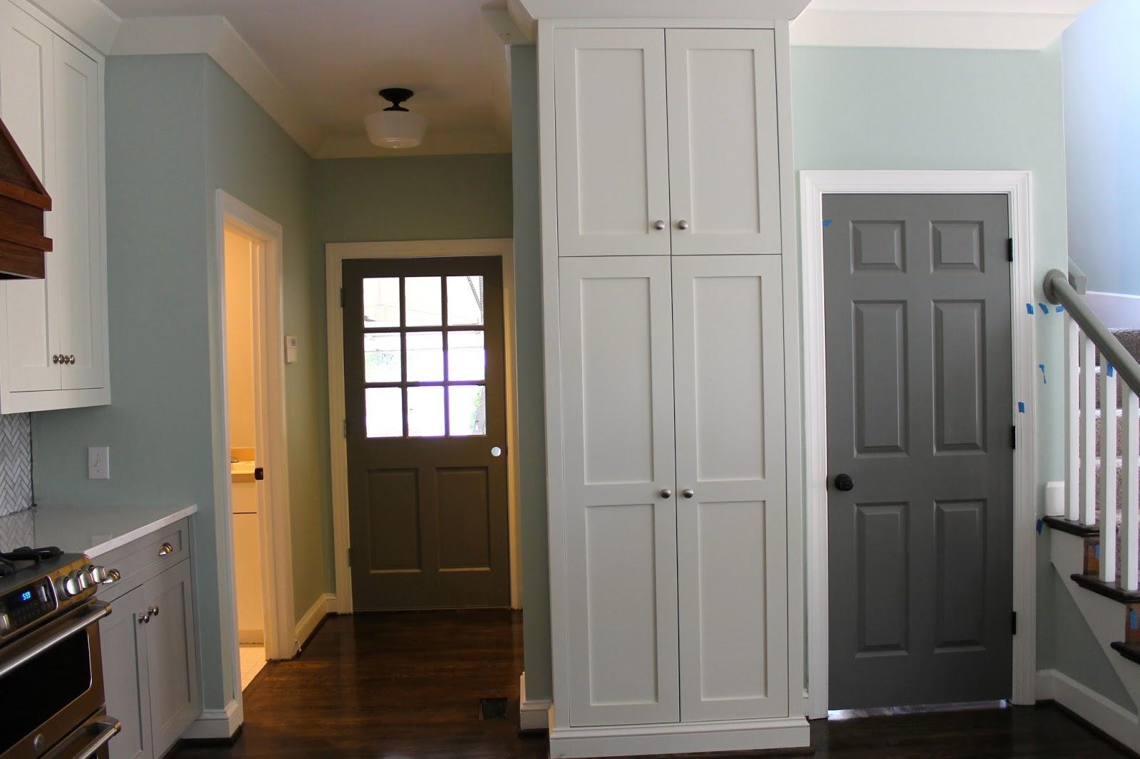 Kitchen Garage Cabinet