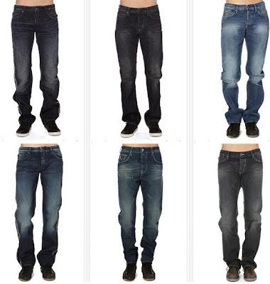Pantalones vaqueros de Japan Rags