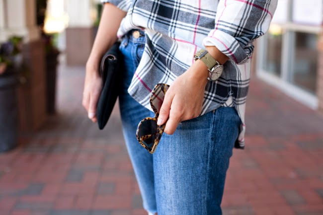 Bloggers Who Budget Mad for Plaid