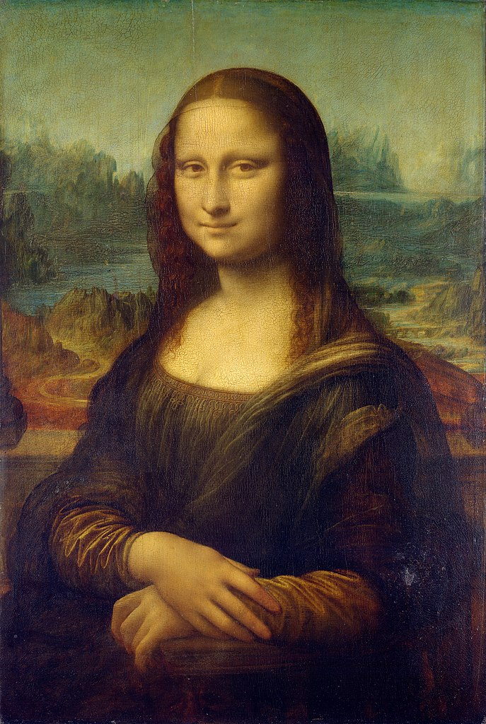 Mona Lisa - A pintura mais famosa do mundo