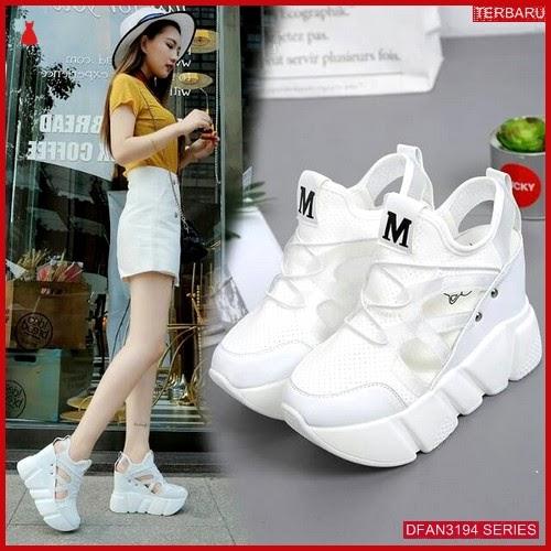 DFAN3194S53 Sepatu Sps03 Sneakers Sneakers Wanita Murah Terbaru BMGShop