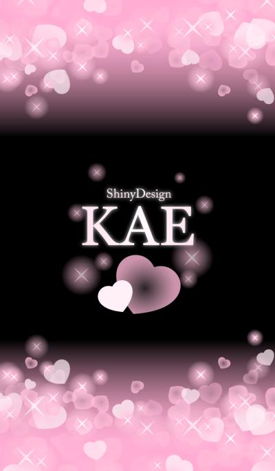 KAE-Name-Pink Heart