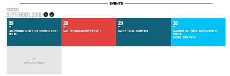 Cfbisd Calendar.Social Media Schoolhouse Why Cfbisd Redesigned Our Website From