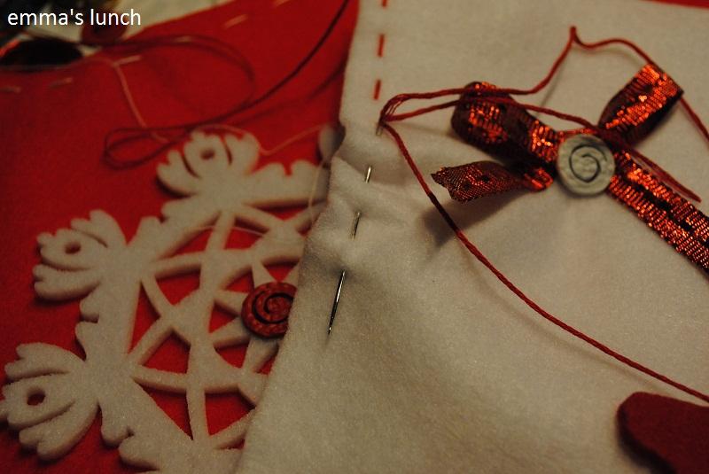 Decorate Christmas Stocking Craft