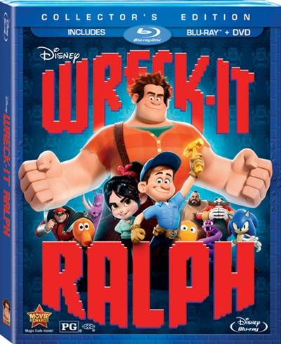 Wreck-It Ralph 1080p HD MKV Latino
