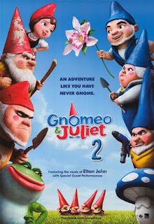 Gnomeo dan Juliet