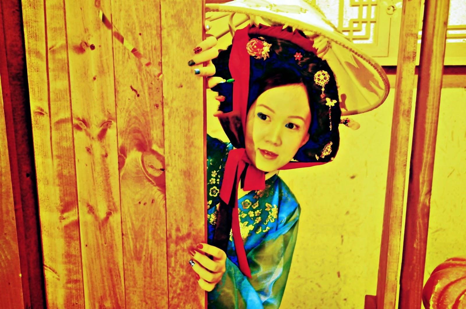 [Seoul] Goguan Hanbok Experience | meheartseoul.blogspot.com