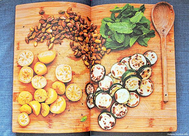 Persiana. Przepisy inspirowane kuchnią Bliskiego Wschodu.