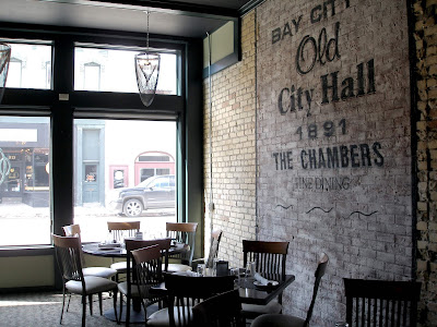 Old City Hall side dining room