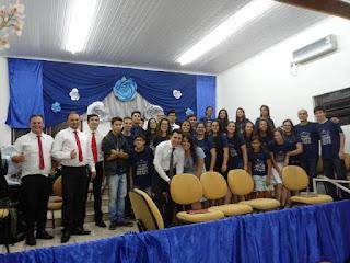 RELIGIÃO: Evento religioso da UMADELS (Assembleia de Deus) em Lavras do Sul
