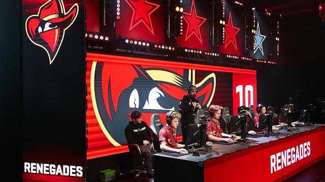 StarSeries i-League Season 7にて「mousesports」に代わり「Renegades」が出場