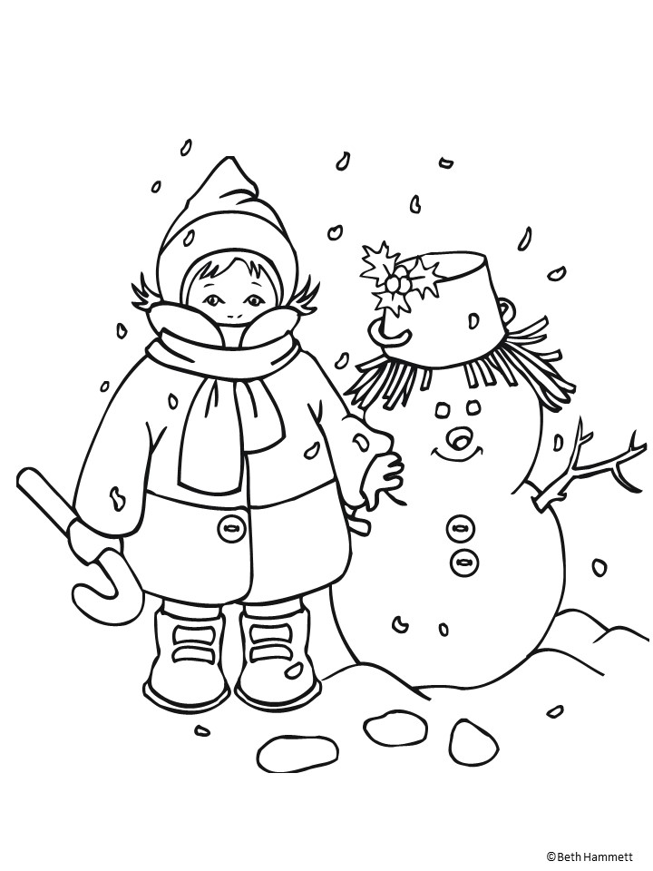 Education Helper: FREE Happy New Year and Winter Coloring