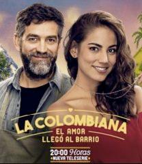 Ver La Colombiana Capítulo 116 Gratis Online