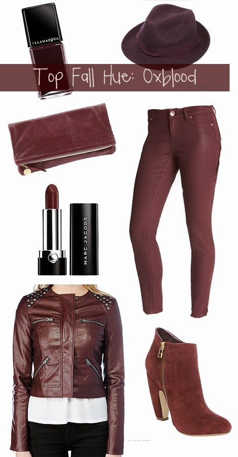 A Good Hue Good Hues Day Oxblood For Fall