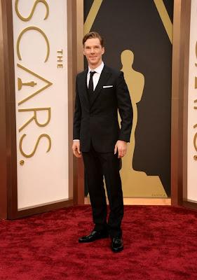 Oscars 2014 Benedict Cumberbatch