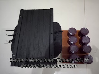 Travo High Voltage Boster Tabung 2 Meter Band VHF