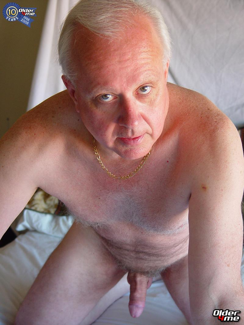 hot naked men - older guys - older 4 me - top daddies