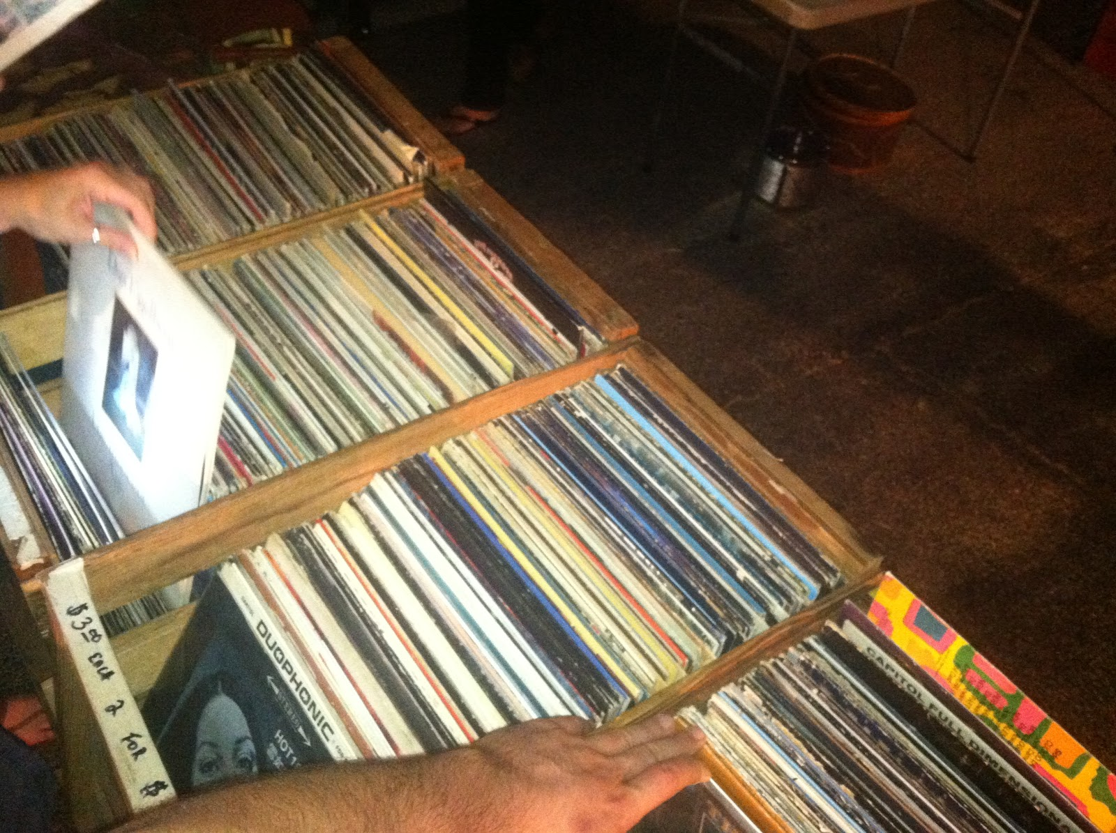 Vinyl Record Album Collecting In Chicago And The Usa All