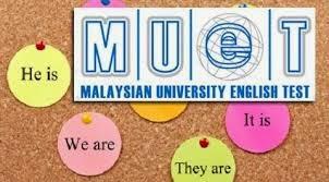 syarat muet untuk masuk universiti