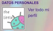 perfil blogger sin logo