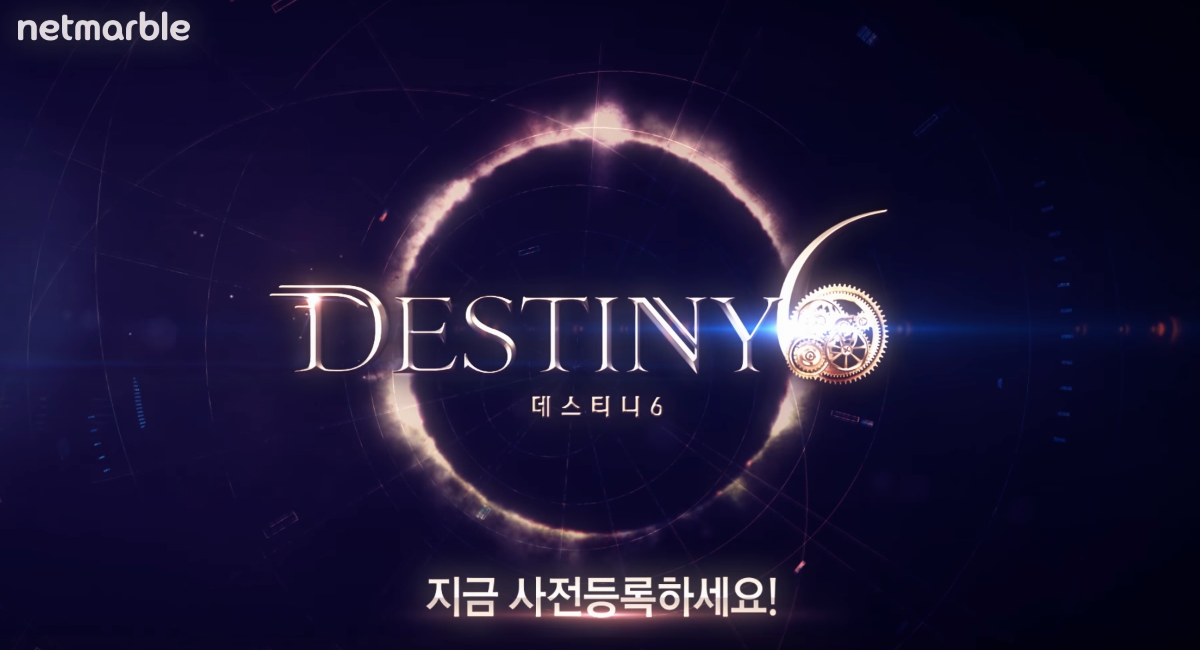 Destiny 6 global server