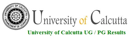 University of Calcutta Results 2017