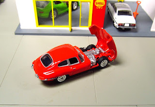 Hot Wheels  Jaguar XKE
